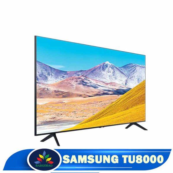 تلویزیون 82 اینچ سامسونگ 82TU8000 - TU8000 مدل 2020