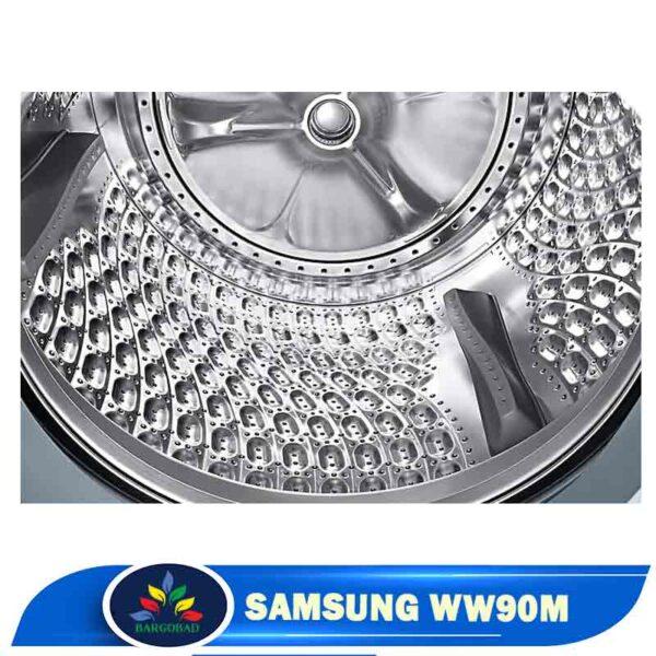 مخزن لباسشویی سامسونگ WW90
