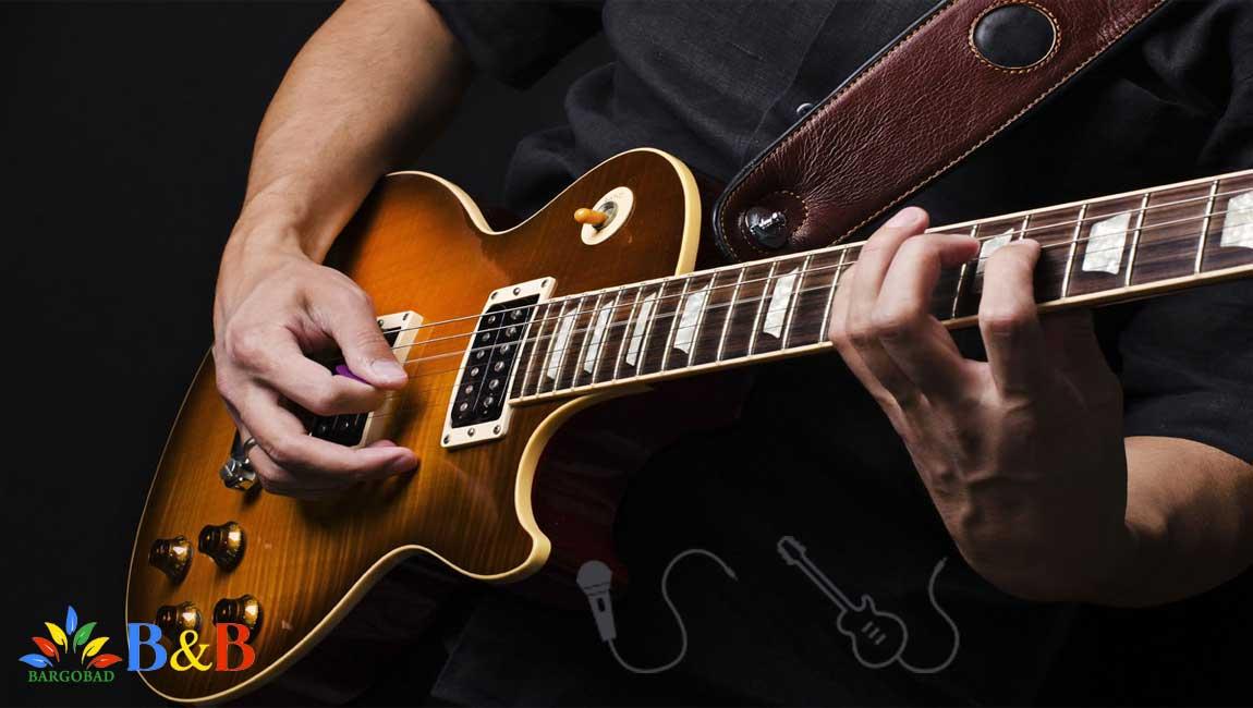 ورودی گیتار در سیستم صوتی V90  سونی