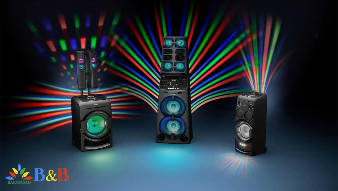 کیفیت و قدرت صوت در سیستم صوتی سونی V90