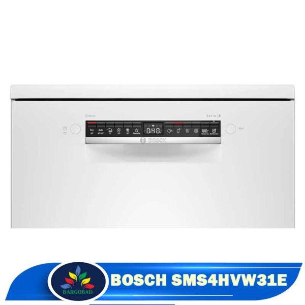 نمایشگر ظرفشویی بوش 4HVW31E