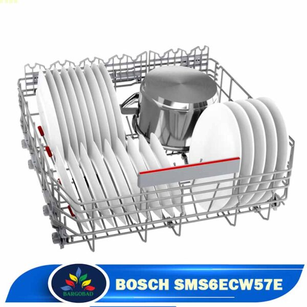 سبد قابل تنظیم ظرفشویی بوش 6ECW57E