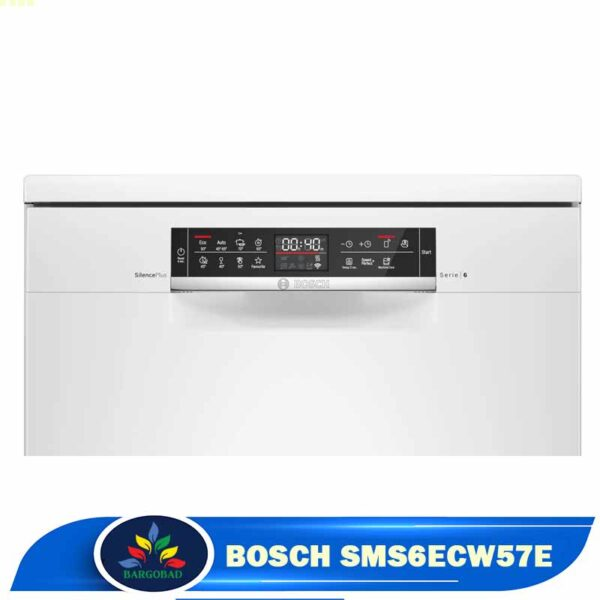 نمایشگر LED ظرفشویی بوش 6ECW57E