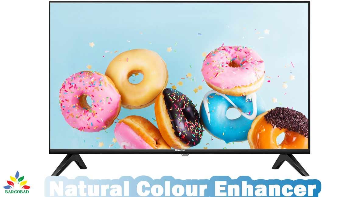 کیفیت تصویر تلویزیون هایسنس A4G