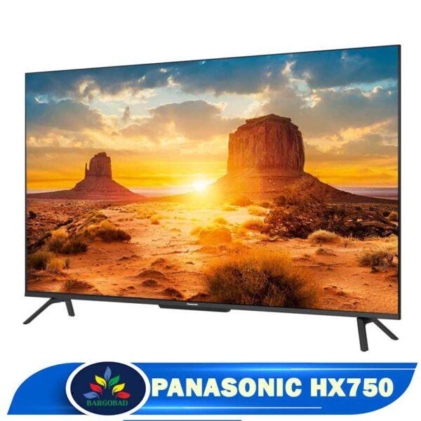 زاویه دید تلویزیون پاناسونیک hx750