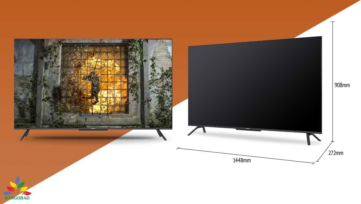 طراحی تلویزیون پاناسونیک HX750