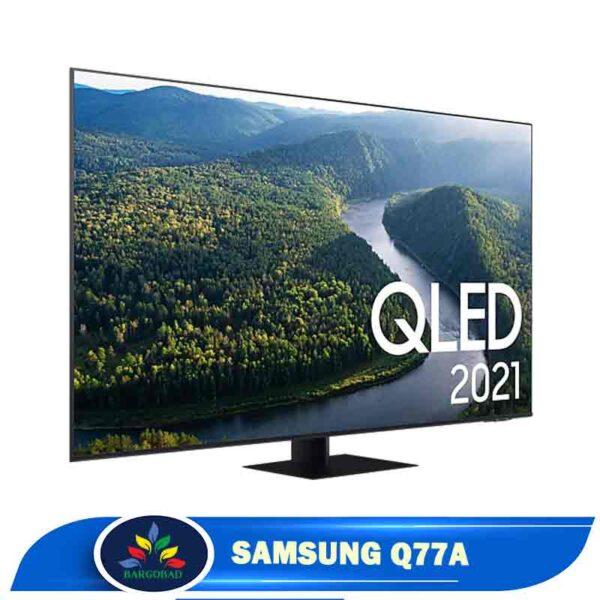 تلویزیون کیولد سامسونگ Q77A