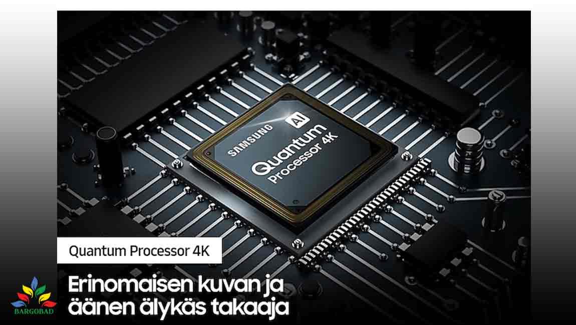 پردازنده ی تلویزیون سامسونگ Q77A
