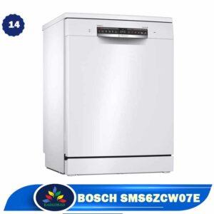 ماشین ظرفشویی بوش 6ZCW07E
