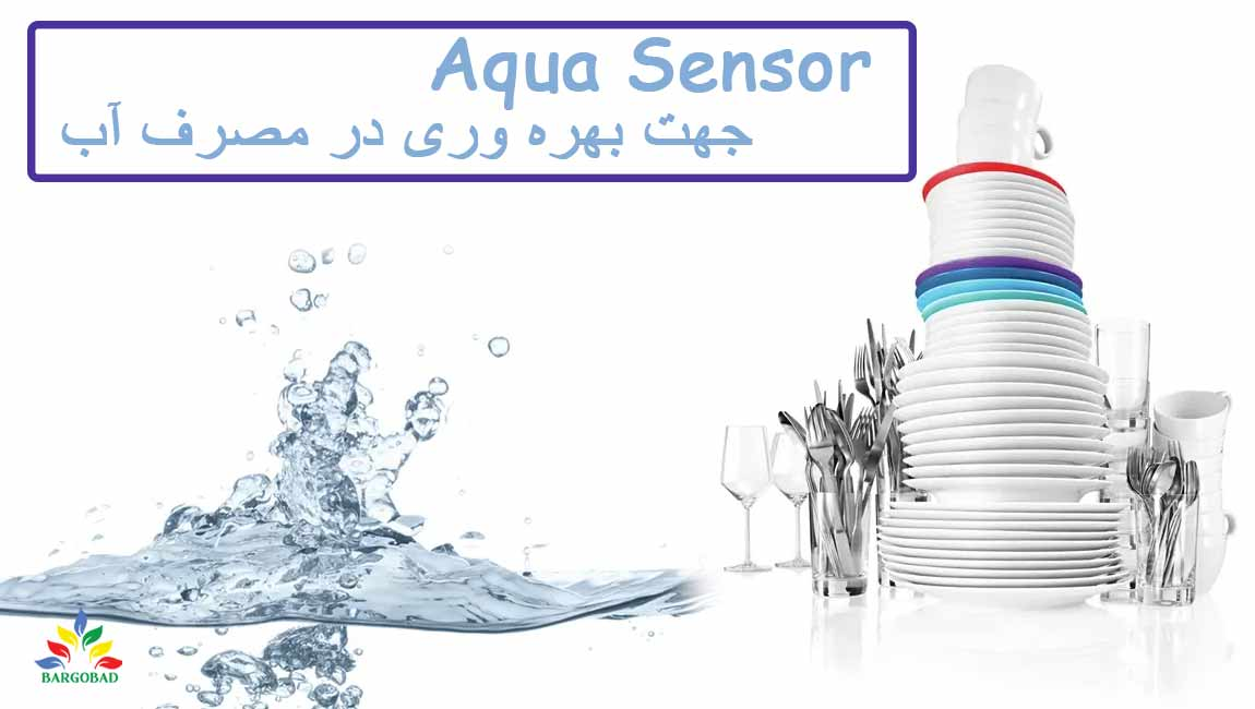 Aquasensor جهت بهره وری در مصرف آب 6ZCW07E
