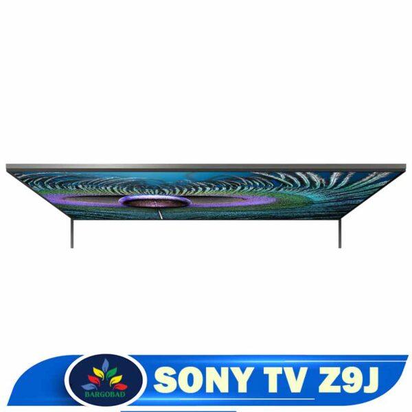 نمای بالای تلویزیون 85Z9J