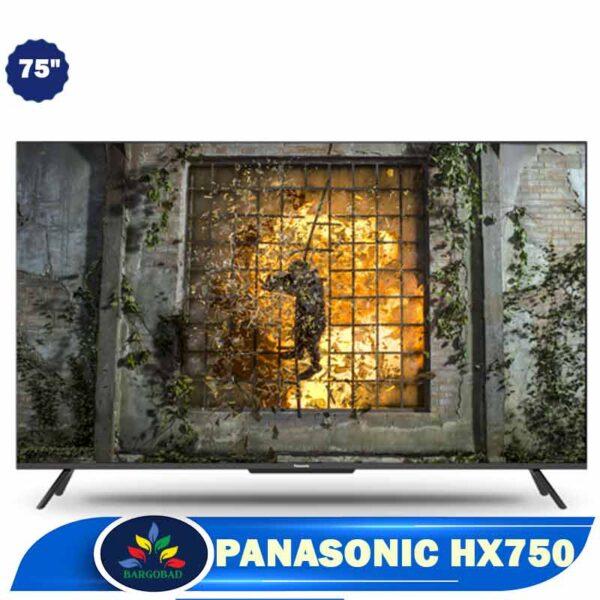 تلویزیون پاناسونیک 75hx750